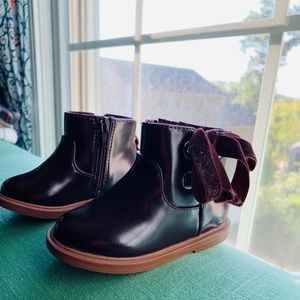 Baby girl Zara boots. Excellent condition. Size 5